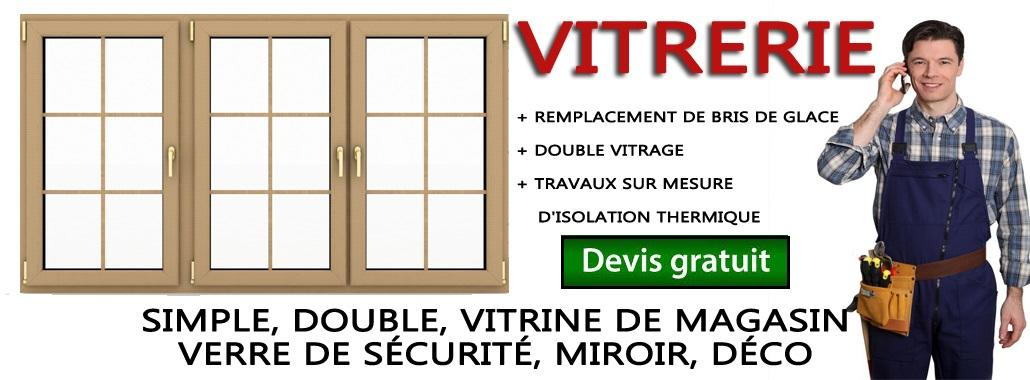 Vitrier Torcy - Professionnel Vitre simple Torcy 01.64.62.07.88